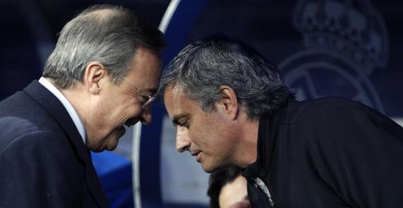 Florentino-Mourinho-banquillo
